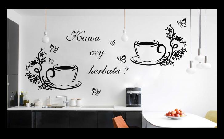 Naklejki Na ścianę Do Domu Kuchni Kuchenne 100cm X 200cm Xxl